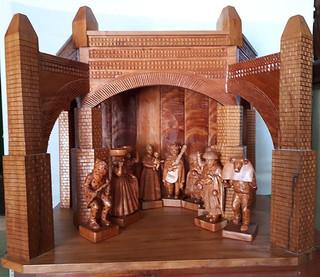 Chiapacorceño Nativity $29,000 pesos plus shipping (mas envio)
