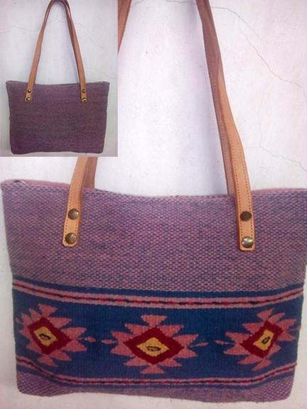 """""""God's Eye"""" Wool Bag $700 pesos plus shipping (mas envio)"""