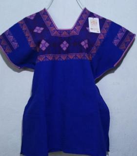 Huipil with rose embroidery $1400 pesos plus shipping (mas envio)