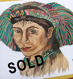 SOLD-Indigenous woman $1,500 pesos