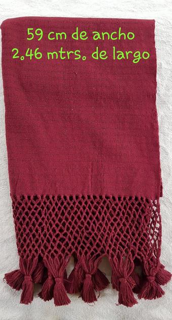 Hand-Woven Fine Thread Rebozo $1800 pesos plus shipping (mas envio)