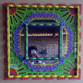 """Magic"" Mirror (espejo) $2,500 pesos plus shipping / mas envio"