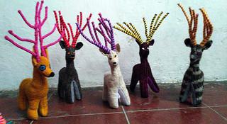 Vendado (deer) $150 pesos each plus shipping (mas envio)