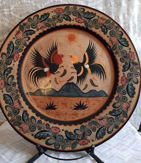 Plate: It's so beautiful in Jalisco $25,000 pesos plus shipping (mas envio)