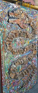 Aztec Serpent $12,000 pesos plus shipping (mas envio)