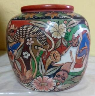 Olla Barril $8,000 pesos