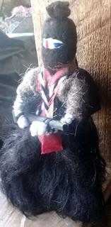 "Collector's Item: ""Ramona"" Zapatista Doll $200 pesos plus shipping (mas envio)"