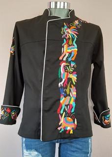 Otomi embroidered shirt  S/M/L $1600, XL/XXL $1700 plus shipping (mas envio)