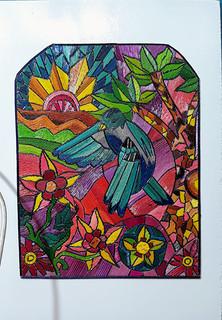 """""""Spring Bird"""" Popotillo $480 pesos plus shipping (mas envio)"""