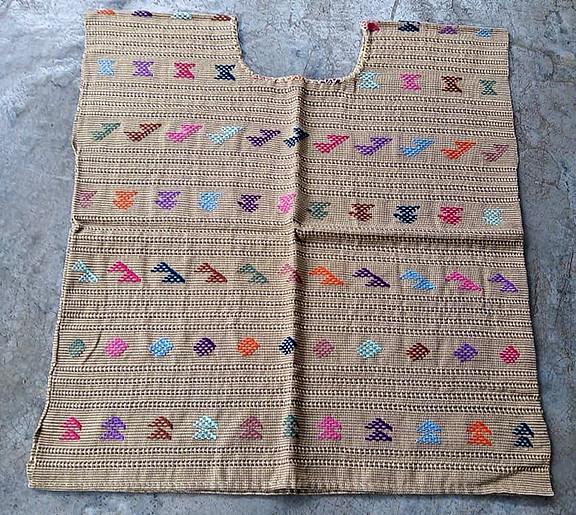 Hand-woven Blouse $500 pesos plus shipping (mas envio)