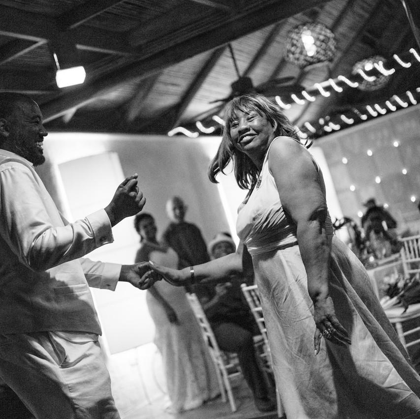 Dancing at Tamarindo Diria