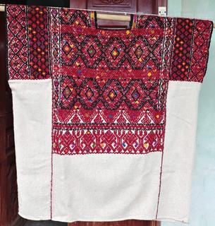 Huipil de lana $5,000 pesos