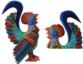 Rooster $6500 pesos plus shipping (mas envio)