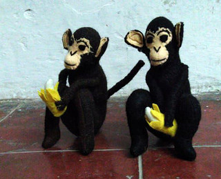 Monkey (mono) $150 pesos plus shipping (mas envio)