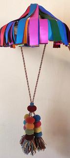 Traditional Tenejapa, Chiapas Hat $3,200 plus shipping (mas envio)