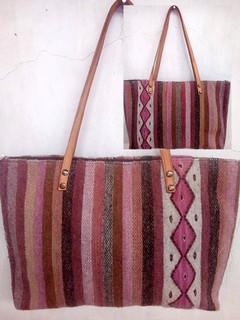"""""""Diamond Chain"""" Wool Bag $850 plus shipping (mas envio)"""
