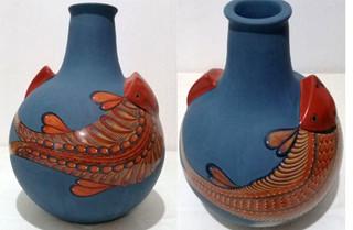Baro Bruñido Fish Bottle $5,200 pesos plus shipping (mas envio)