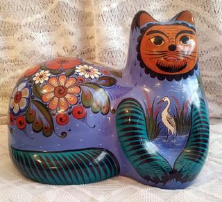 Blue cat $8,500 pesos plus shipping (mas envio)