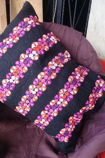 Wool Pillow Cover $800 pesos plus shipping (mas envio)