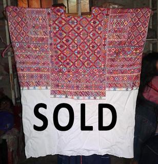 SOLD--Huipil $18,000 pesos