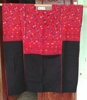Cotton huipil. $7,000 pesos mas enviro / plus shipping