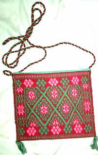 Hand-woven Purse $260 pesos plus shipping (mas envio)