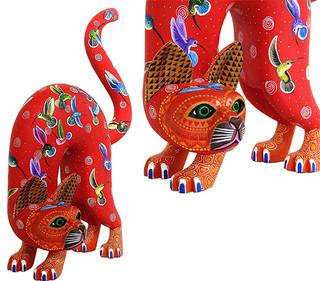 """""""Red Cat Stretching"""" $4800 pesos plus shipping (mas envio)"""