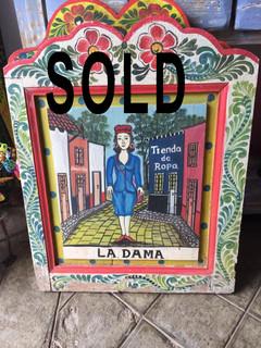 SOLD-Nicho $1,900 pesos plus shipping (mas envio)