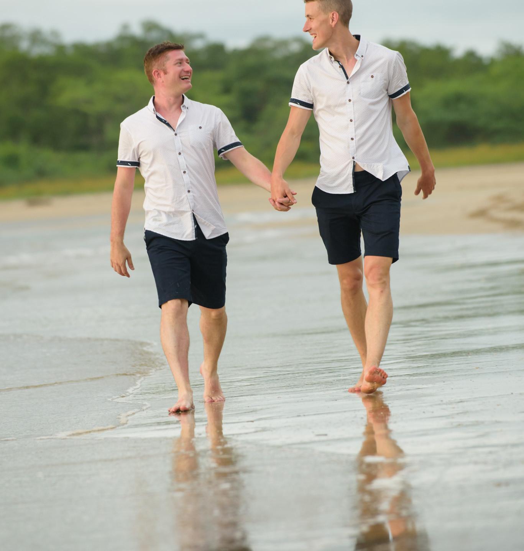 LGBT photography Costa Rica
