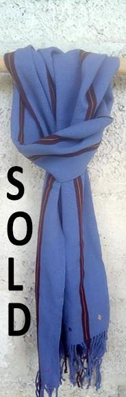 SOLD--Bufanda/Scarf $300 pesos plus shipping (mas envio)
