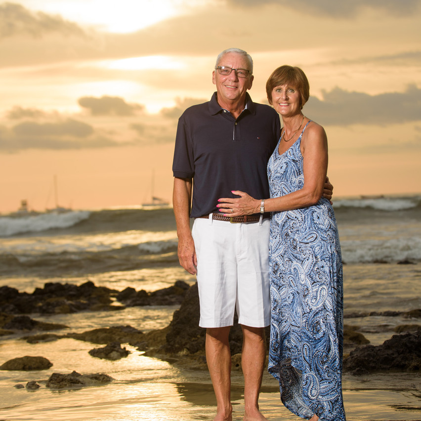 Couples photography in Costa Rica