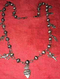 Milagro Necklace $4,800 pesos plus shipping (mas envio)