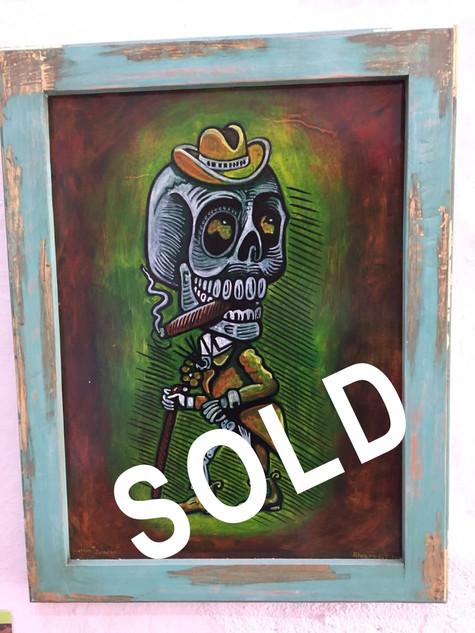SOLD-Nicho $1,600 pesos plus shipping (mas envio)