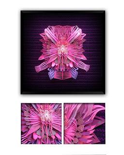 """MEXICAN PINK DELIRIUM"" $3,900 pesos plus shipping (mas envio)"