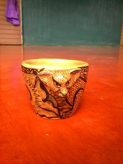 Ceramic vase $100 pesos plus shipping (mas envio)