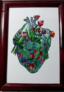 """""""Heart"""" Popotillo $480 pesos p"""