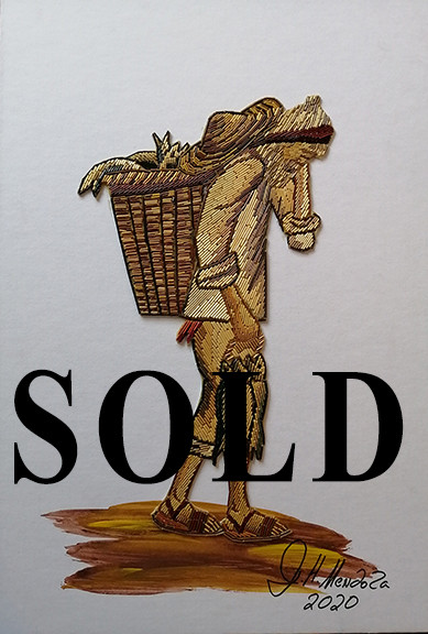 SOLD-Old man $800 pesos