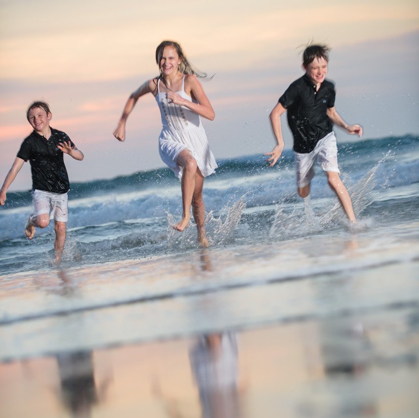 Costa Rica family photography