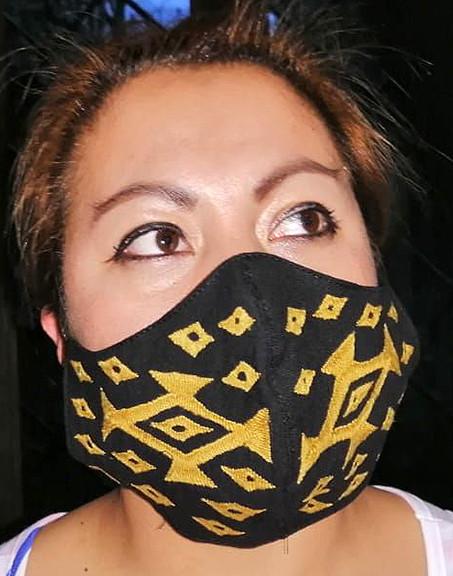 Otomi Mask $160 pesos plus shipping (mas envio)