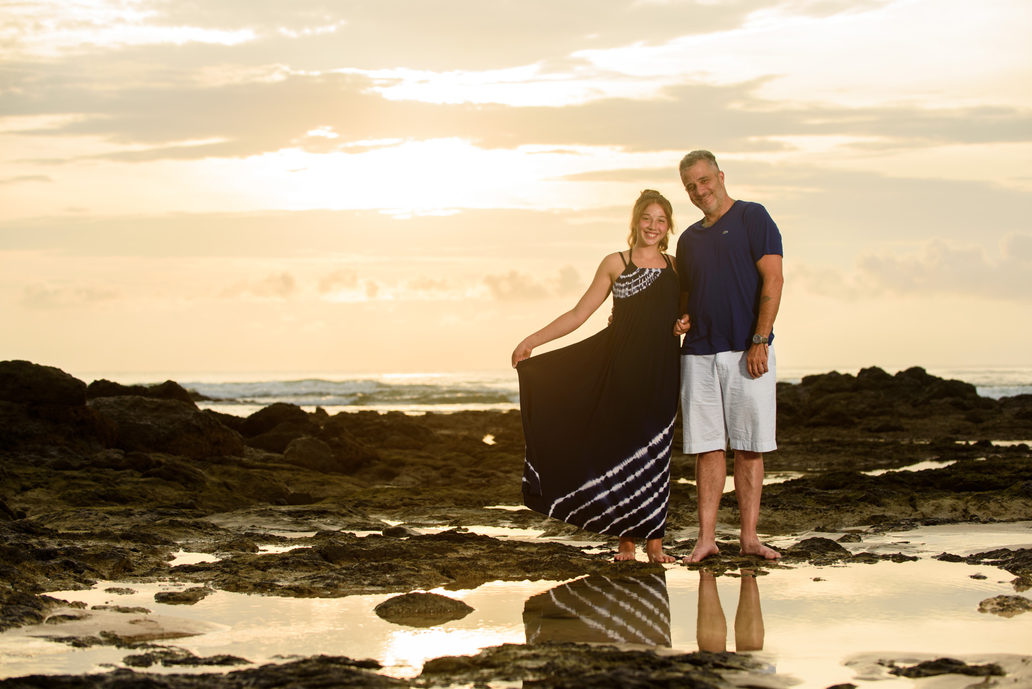 Professional family photos at Hacienda Pinilla