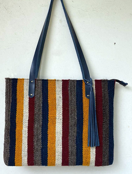 Wool Bag $3,000 pesos plus shipping (mas envio)