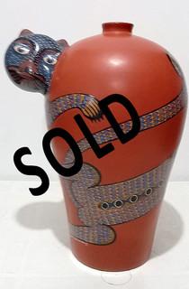 SOLD--Cantaro Nagual, $9,500 pesos