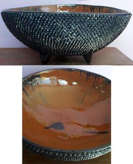 Osbaldo Alejos Cerano: Piña bowl $2500 pesos plus shipping (mas envio)