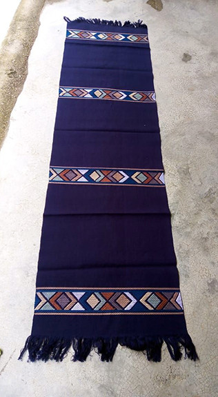 Cotton Table Runner $600 pesos plus shipping / mas envio
