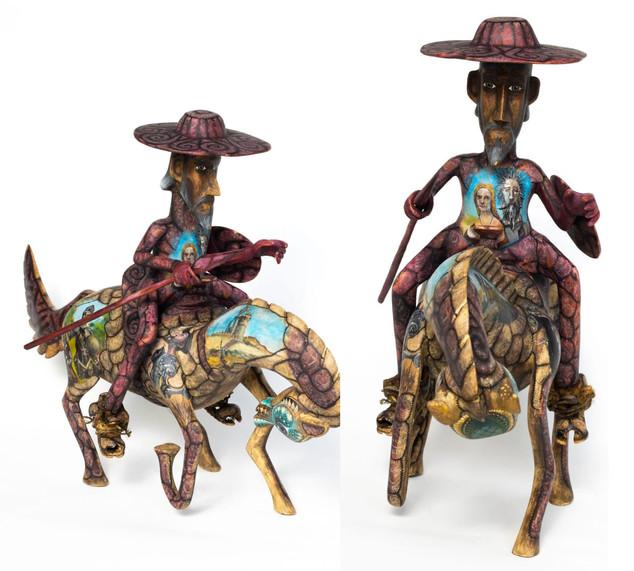 """The great Don Quixote of La Mancha "" $45,000 pesos plus shipping (mas envio)"