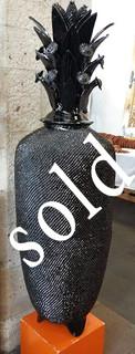 SOLD-Hilario Alejos Madrigal: Available Special Price: Two Giant piñas $24,000 pesos for the pair plus shipping (mas envio)