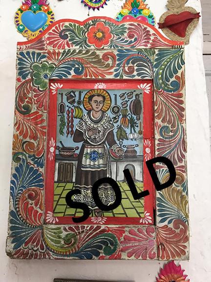 SOLD--Nicho $1,900 pesos plus shipping (mas envio)