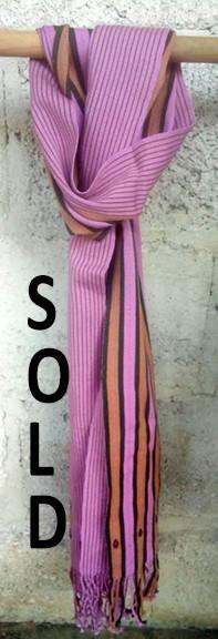 SOLD--Bufanda/Scarf $350 pesos plus shipping (mas envio)