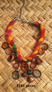 Necklace $180 pesos mas envio / plus shipping