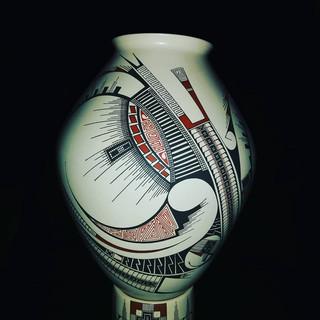 Traditional Paquime designs $6,600 pesos plus shipping (mas envio)